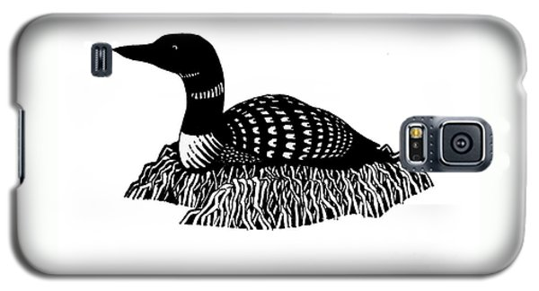 Nesting Loon Galaxy S5 Case