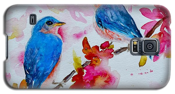 Nesting Pair Galaxy S5 Case by Beverley Harper Tinsley
