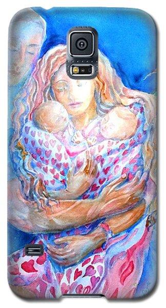 Nesting Pair  Galaxy S5 Case