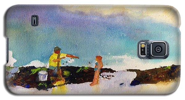 Net Fishing Galaxy S5 Case