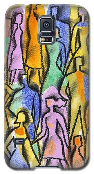 Network Galaxy S5 Case