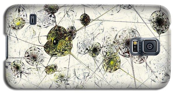 Neural Network Galaxy S5 Case by Anastasiya Malakhova