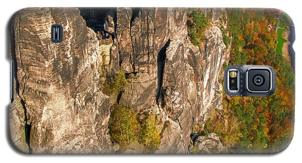Neurathen Castle In The Saxon Switzerland Galaxy S5 Case
