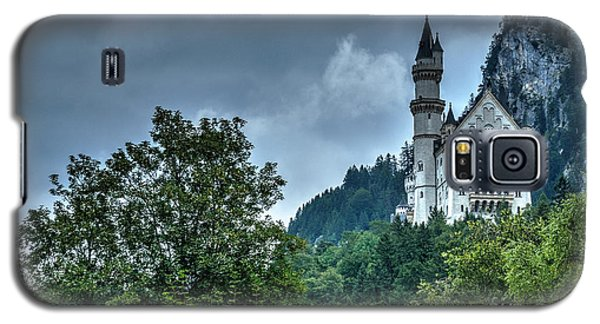 Galaxy S5 Case featuring the photograph Neuschwanstein Castle by Joe  Ng