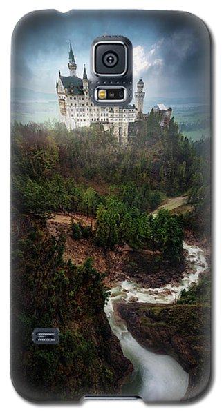 Castle Galaxy S5 Case - Neuschwanstein. by Juan Pablo De