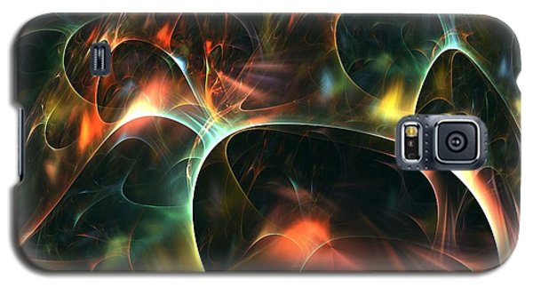 Neutrino Galaxy S5 Case by Kim Sy Ok