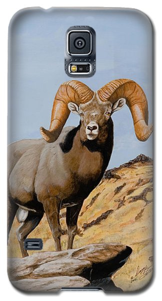 Nevada California Bighorn Galaxy S5 Case