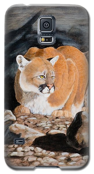 Nevada Cougar Galaxy S5 Case