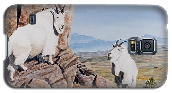 Nevada Mountain Goats Galaxy S5 Case