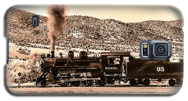 Nevada Northern Railway Galaxy S5 Case by Robert Bales