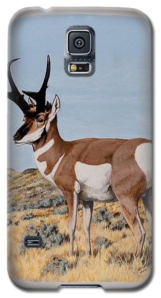 Nevada Pronghorn  Galaxy S5 Case
