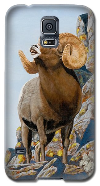 Nevada Rocky Mountain Bighorn Galaxy S5 Case
