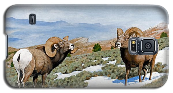 Nevada Rocky Mountain Bighorns Galaxy S5 Case