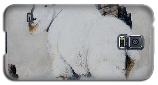 Nevada Rocky Mountain Goat Galaxy S5 Case