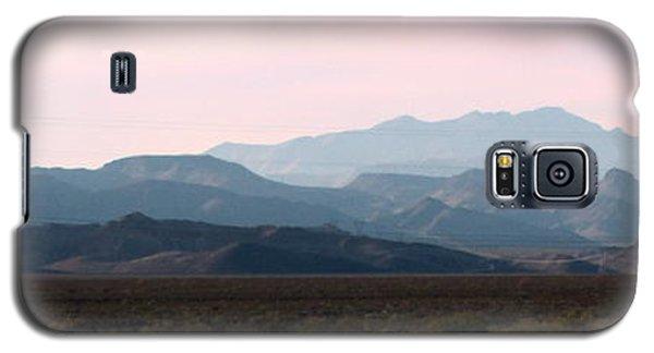 Nevada Sunset Galaxy S5 Case