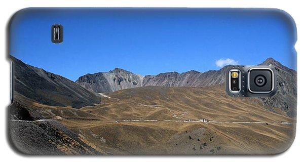Nevado De Toluca Mexico Galaxy S5 Case