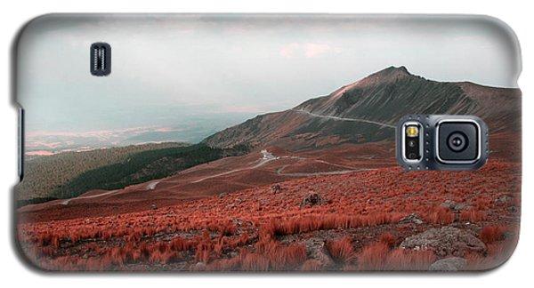 Nevado De Toluca Mexico II Galaxy S5 Case