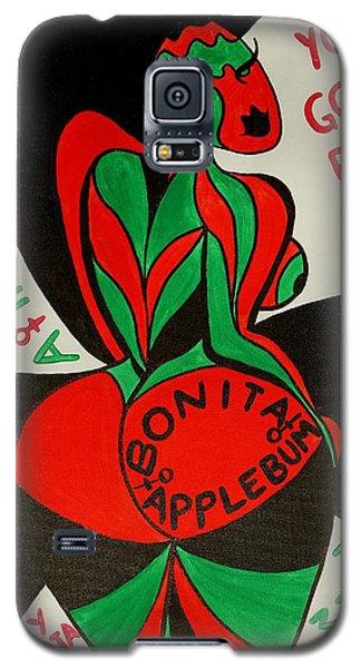 Never A Flaw Bonita Applebum Galaxy S5 Case