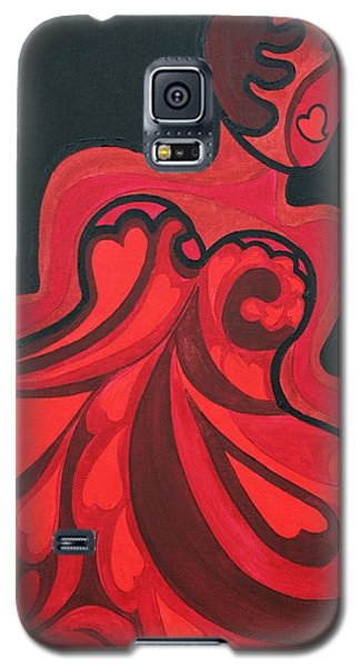 Never A Flaw My Funny Valentine Galaxy S5 Case