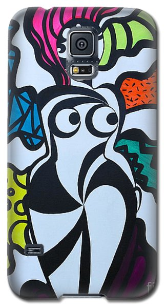 Never A Flaw Summertime Fine Galaxy S5 Case