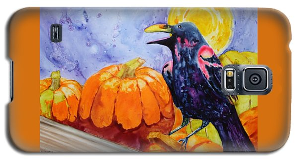 Nevermore Galaxy S5 Case