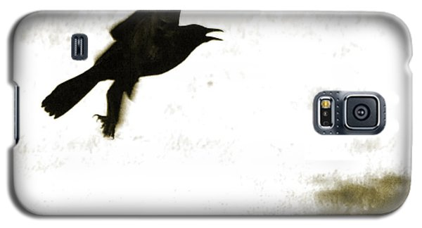 Nevermore Galaxy S5 Case by Roselynne Broussard