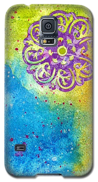 New Age #7 Galaxy S5 Case by Desiree Paquette