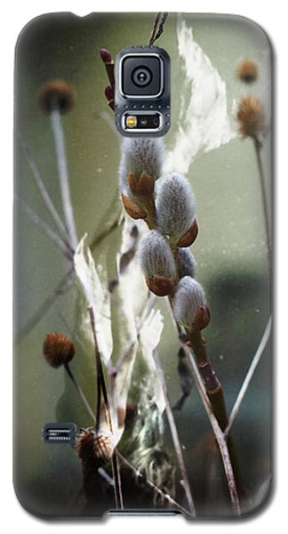 Galaxy S5 Case featuring the photograph New Beginnings And Fairytales by Rebecca Sherman