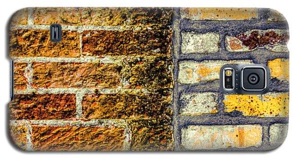 New Bricks Old Bricks Galaxy S5 Case by Lewis Mann