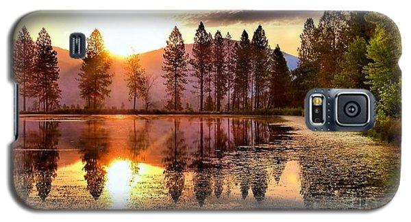 New Day Dawning Galaxy S5 Case