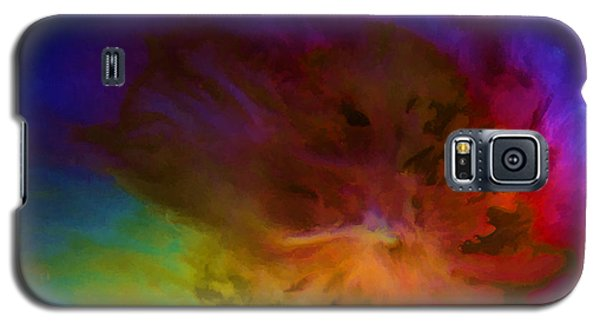 Galaxy S5 Case featuring the painting New Day by Steven Richardson