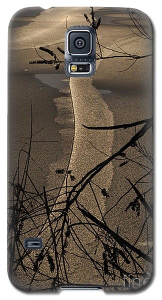 Galaxy S5 Case featuring the photograph New Directions by Simona Ghidini
