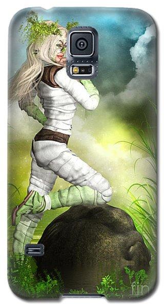 New Earth 3014 Galaxy S5 Case