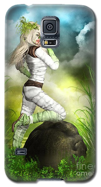 New Earth 3014 Galaxy S5 Case