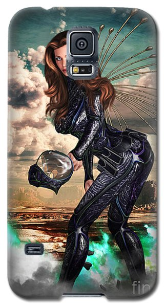 New Earth 3017 Galaxy S5 Case