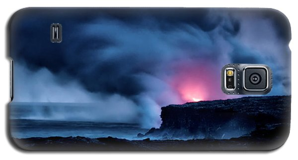 Galaxy S5 Case featuring the photograph New Earth by Jim Thompson