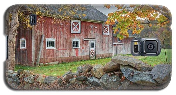 New England Barn Galaxy S5 Case