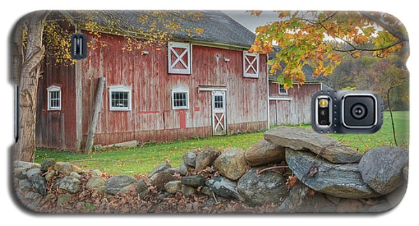 New England Barn Galaxy S5 Case