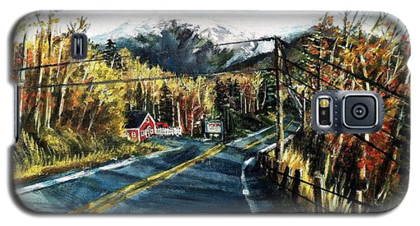 New England Drive Galaxy S5 Case