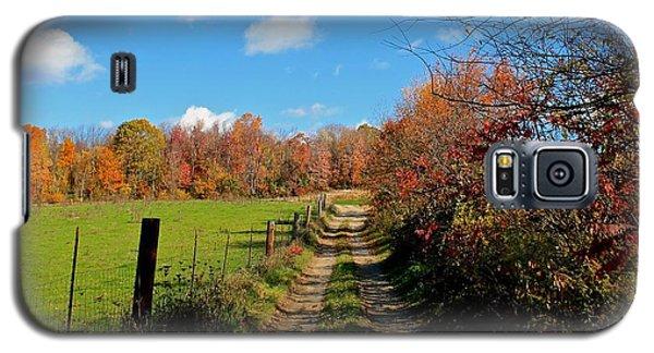 New England Farm Rota Springs Galaxy S5 Case