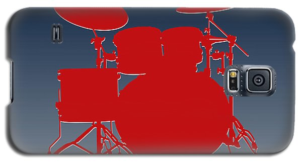 New England Patriots Drum Set Galaxy S5 Case
