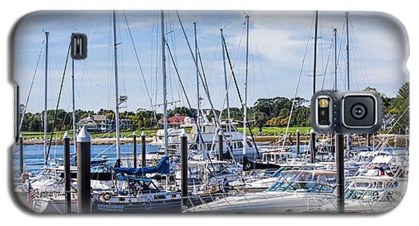 New Hampshire Marina Galaxy S5 Case