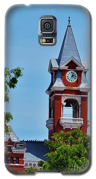 New Hanover County Courthouse Bell Tower Galaxy S5 Case by Bob Sample