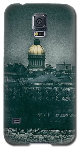 New Jersey State House Galaxy S5 Case by Nicola Fiscarelli