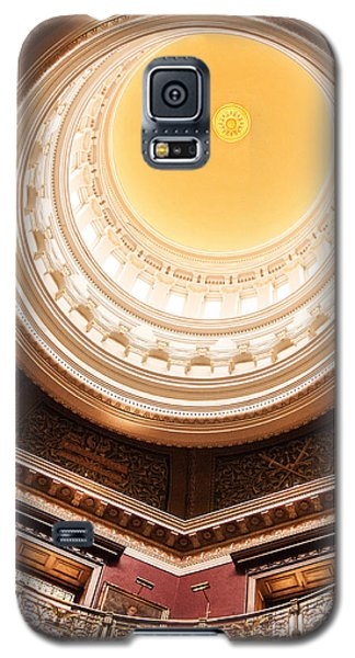 New Jersey Statehouse Dome Galaxy S5 Case