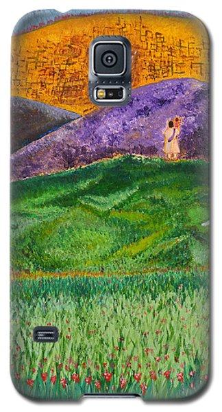 New Jerusalem Galaxy S5 Case by Cassie Sears