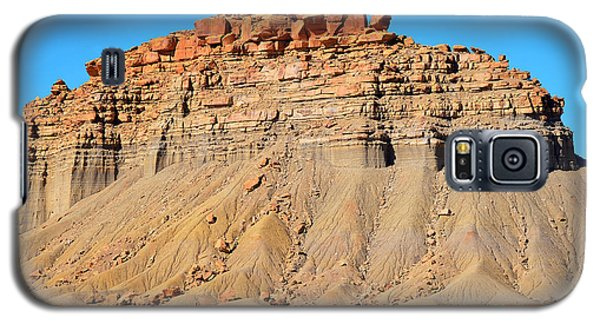 New Mexico Topography Galaxy S5 Case