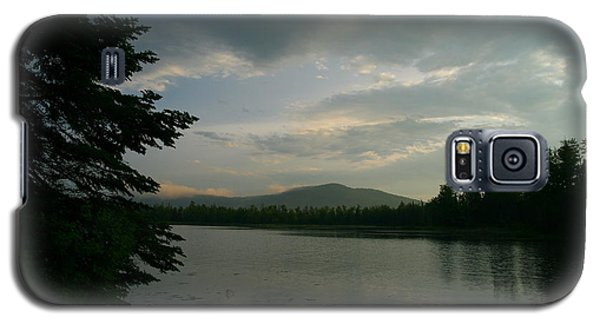Galaxy S5 Case featuring the photograph New Morning On Lake Umbagog  by Neal Eslinger