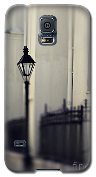 New Orleans Cathedral Street Lamp Galaxy S5 Case