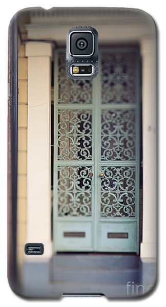 New Orleans Door Galaxy S5 Case